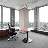 Остекленный в современном стиле офис