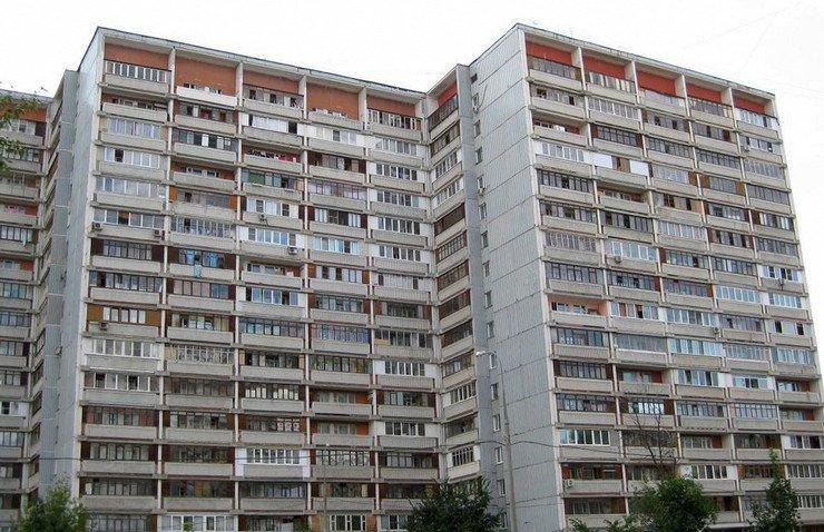 Стандартное остекление балконов и лоджий в домах ii-68, ii-4.