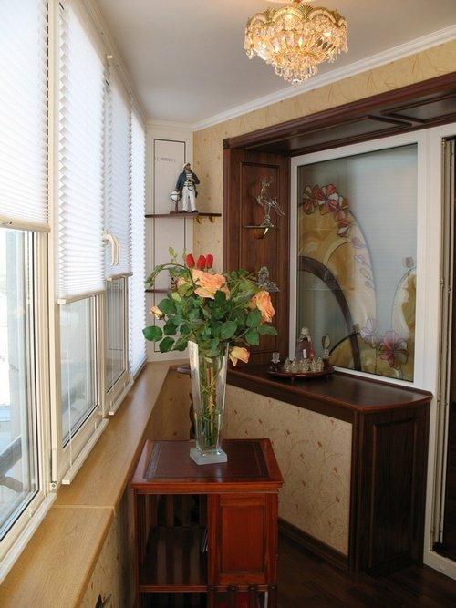 Сколько стоит обшивка балкона или лоджии под ключ.